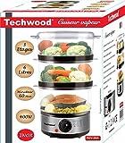Techwood-TCV-364-Cuiseur-Vapeur