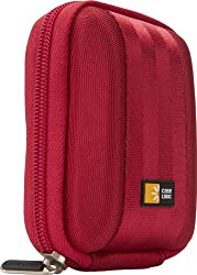 Case Logic QPB-201 Eva Molded Compact Camera Case (Red)