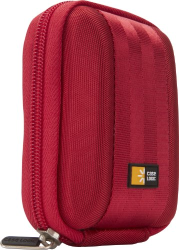 51oaprNKpDL Case Logic QPB 201 EVA Molded Compact Camera Case (Red)