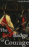 Image of The Red Badge of Courage (+Audiobook): With 5 Recommended Books