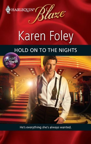 Image of Hold on to the Nights