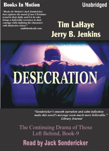 Desecration by Tim LaHaye and Jerry B. Jenkins