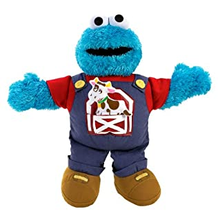 Fisher-Price Cookie Monster Plush Toy
