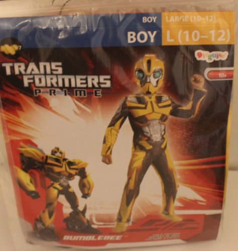 TRANSFORMERS Optimus BUMBLEBEE - Large (10-12)
