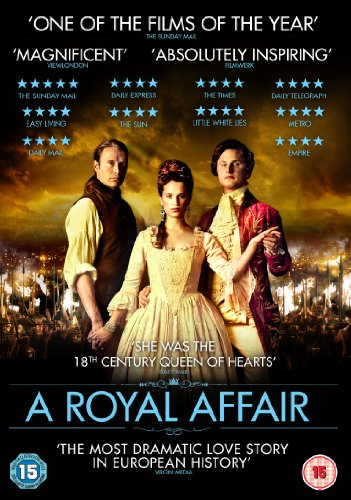A Royal Affair [DVD]