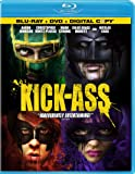 Kick-Ass (Two-Disc Blu-ray/DVD Combo Pack + Digital Copy)