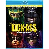 Kick-Ass (Three-Disc Blu-ray/DVD Combo + Digital Copy) ~ Aaron Taylor-Johnson