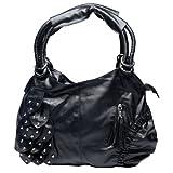 Ivy  Handbag for women Black- (88133_01)