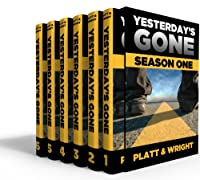 (FREE on 9/26) Yesterday's Gone: Season One by Sean Platt - http://eBooksHabit.com
