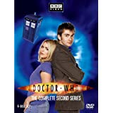 Doctor Who: The Complete Second Seriesby David Tennant