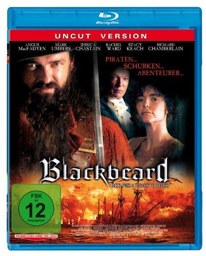 Blackbeard - Uncut Version [Blu-ray]
