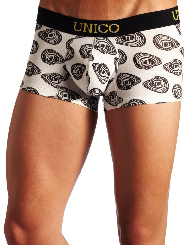 Mundo Unico Men's Copa Corto Folkor Boxer Brief