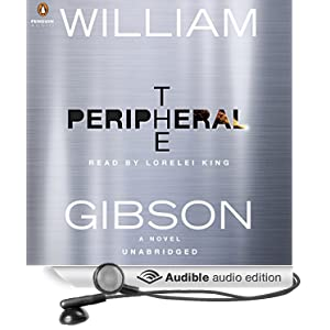 The Peripheral Audio Book