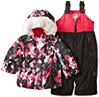 ZeroXposur Baby-Girls Infant Jeannesnowsuit Set