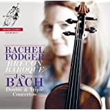BACH. Double & Triple Concertos. Podger, Brecon Baroque (SACD)