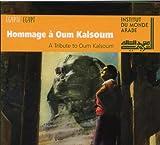 Various Artists A Tribute to Oum Kalsoum