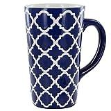 Cobalt Morocco Tea Mug