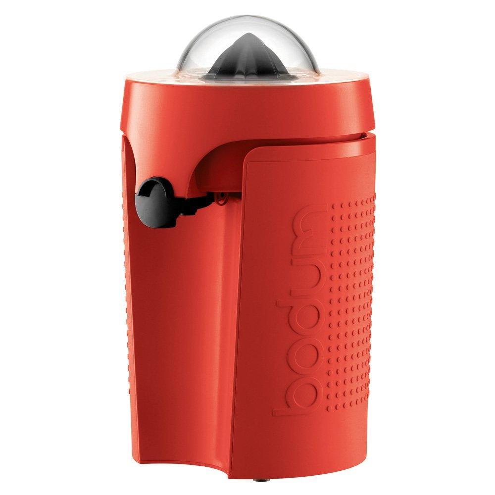 Glass Citrus Juicer Electric ~ Bodum bistro electric two speed citrus juicer red ebay