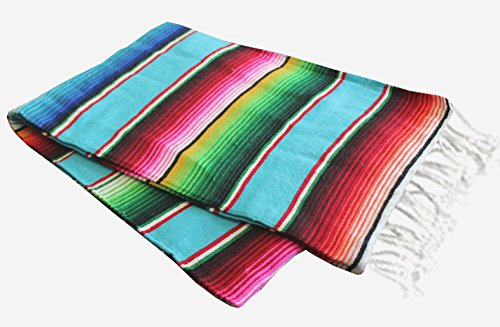 chamaco-womenss-mexican-serape-saltillo-blanket-turquoise-large