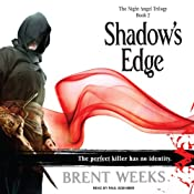 Shadow's Edge: Night Angel Trilogy, Book 2 | Brent Weeks