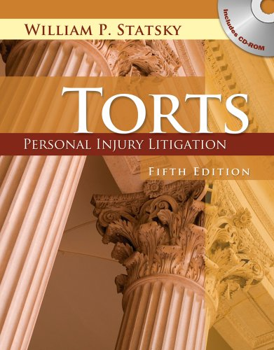 Torts: Personal Injury Litigation