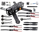 ARRIS X Speed Racing 250B FPV Quadcopter Drone mounted Super Combo w / F3 Flight Controller
