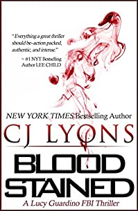 Blood Stained by CJ Lyons ebook deal