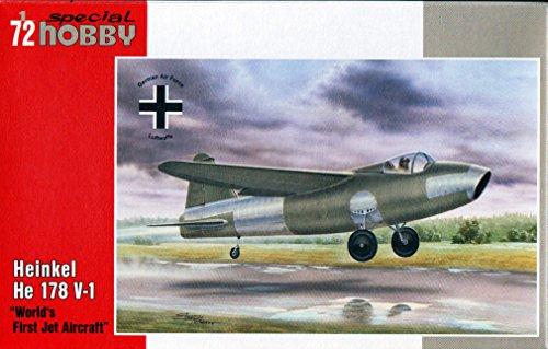 Special Hobby 1/72 Heinkel HE 178 V-1 Model Kit