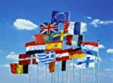 National Flags of the European Community - 24
