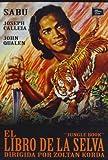 El Libro de la Selva - Jungle Book - Zoltan Korda - Audio in English and Spanish. Subtitles in Spanish.