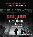The Bourne Trilogy CD Box Set Robert Ludlum