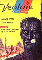 Venture Science Fiction Vol. 2, No. 1…