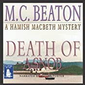 Death of a Snob: A Hamish Macbeth Mystery | [M. C. Beaton]