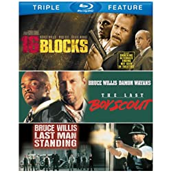 16 Blocks / Last Boy Scout / Last Man Standing [Blu-ray]