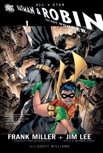 All Star Batman and Robin, the Boy Wonder by Miller, Frank (2009) Paperback