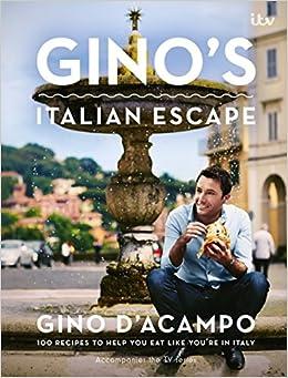 Gino d acampo book pronto