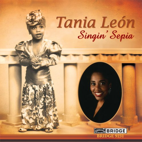Buy Tania Leon - Singin' Sepia From amazon