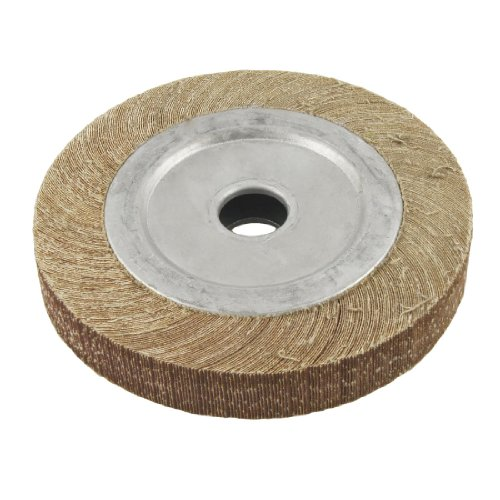Amico 160mm Outer Diameter Double Side Abrasive Flap Disc Polishing Wheel