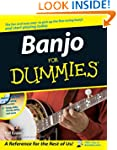 Banjo For Dummies (Book & CD)