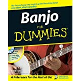 Banjo For Dummies (Book & CD)by Bill Evans