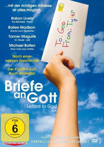 Briefe an Gott - Letters to God (DVD)