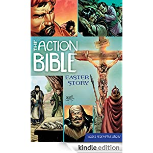 The Action Bible Easter Story (Action Bible Series)