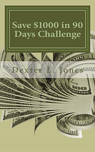 Save $1000 In 90 Days Challenge