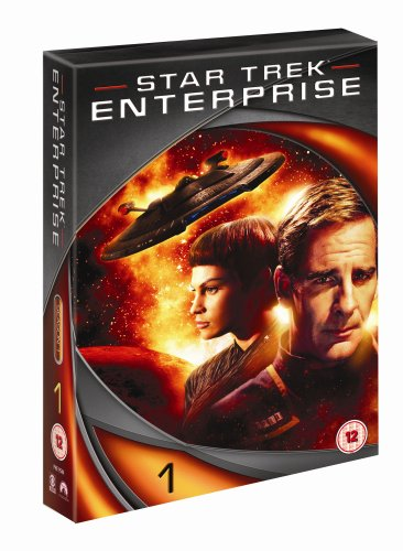 Star Trek - Enterprise - Series 1 - Complete