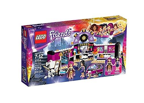 Lego 41104 - Friends Popstar Garderobe