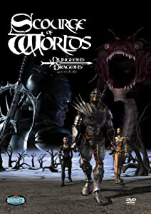 Scourge of Worlds: A Dungeons & Dragons Adv [Import anglais]