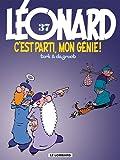 echange, troc Turk, Degroot - Léonard, Tome 37 : C'est parti, mon génie !