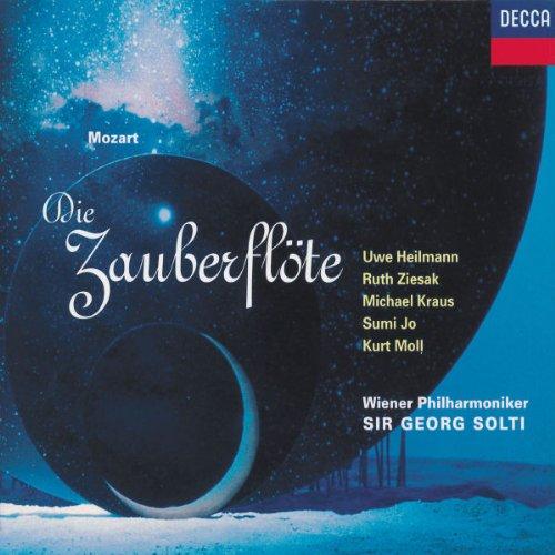 Flauta Magica (Solti) - Mozart - CD