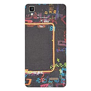 Garmor Designer Silicon Back Cover For Reliance Lyf Water 1