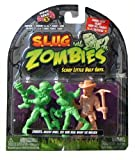 S.L.U.G. ZOMBIES FIGURES PACK (SERIES 3) - Basehit Bones, Jeet Kune Dead, Woody The Wrecker
